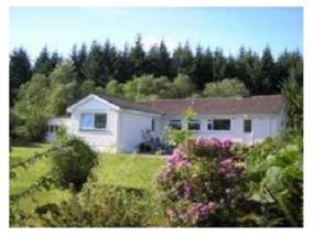 Seafield Dog Friendly Holiday Cottage nr Oban, Argyll, Scotland